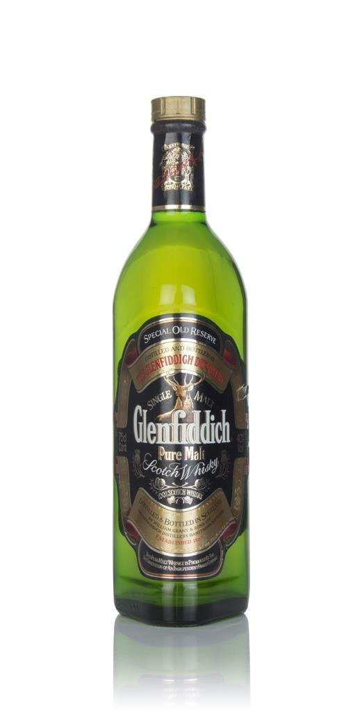 Glenfiddich Special Old Reserve (75cl) (Old Bottling) Single Malt Whisky