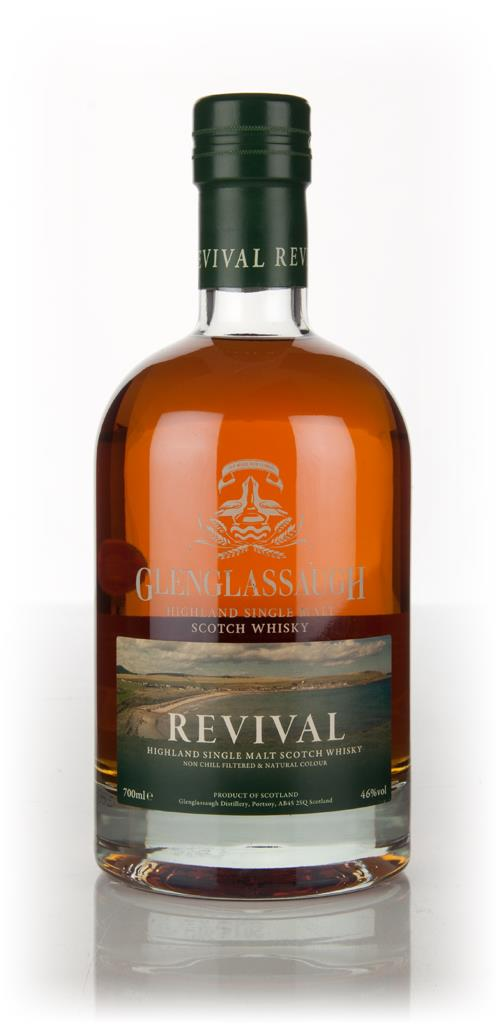 Glenglassaugh Revival Single Malt Whisky