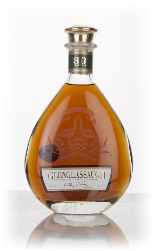 Glenglassaugh 30 Year Old 3cl Sample Single Malt Whisky