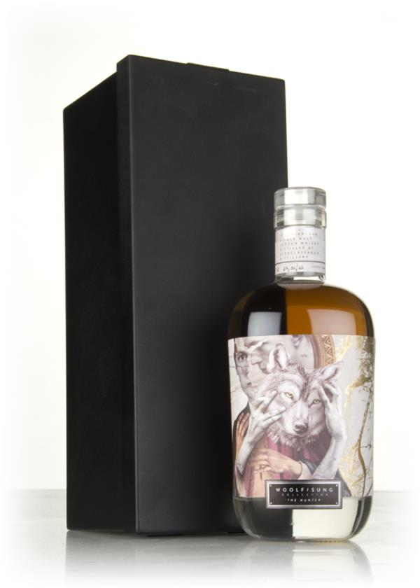 Glenglassaugh 40 Year Old 1972 - The Hunter (Woolf Sung) Single Malt Whisky