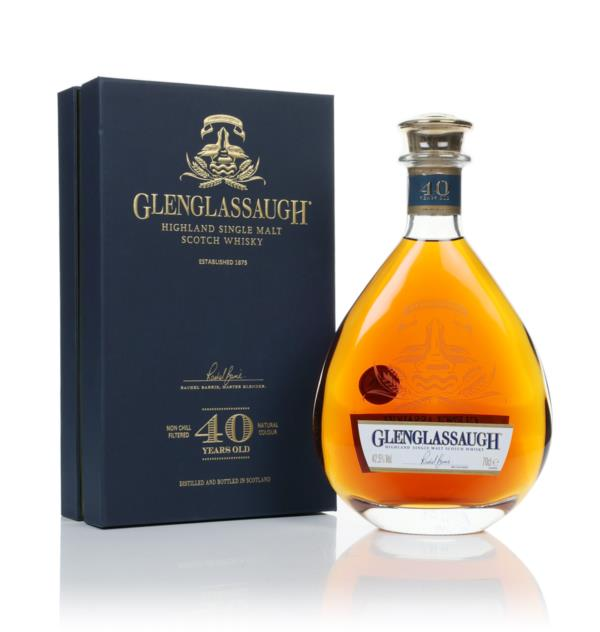 Glenglassaugh 40 Year Old Single Malt Whisky