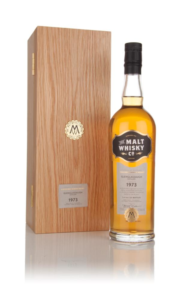 Glenglassaugh 41 Year Old 1973 (The Malt Whisky Company) 3cl Sample Single Malt Whisky