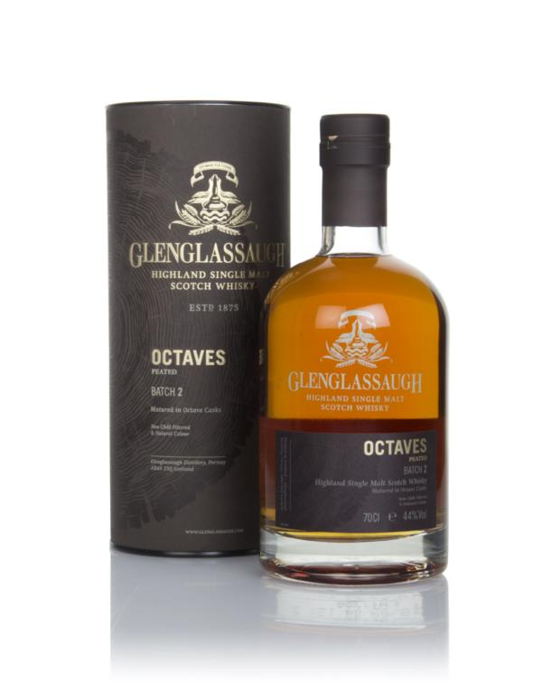 Glenglassaugh Octaves Peated Batch 2 Single Malt Whisky