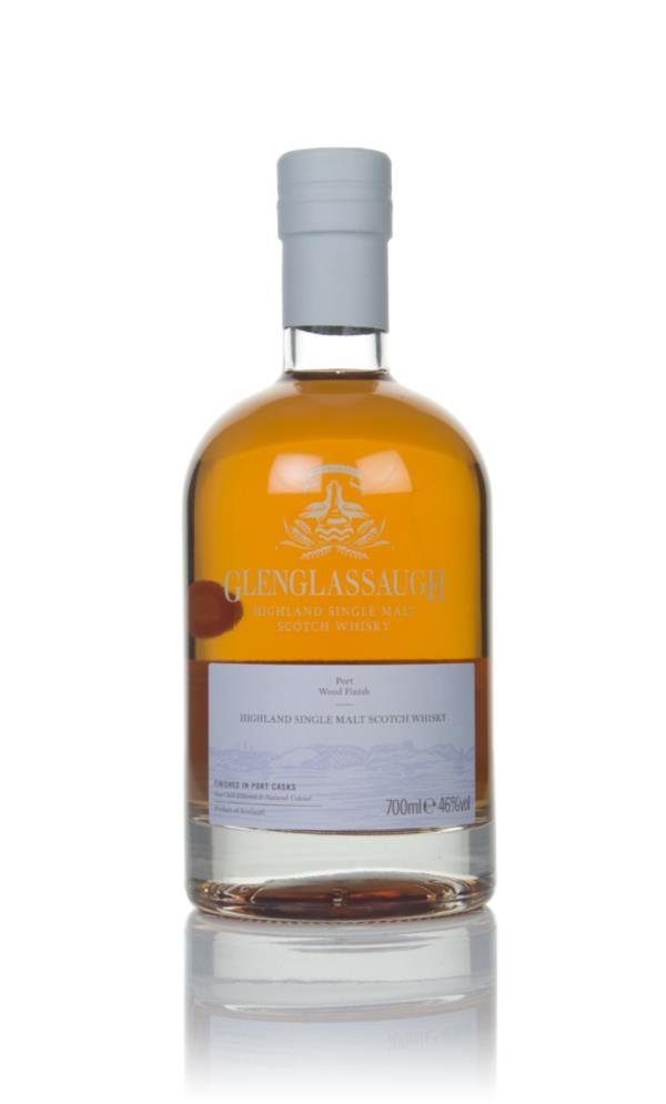 Glenglassaugh Port Wood Finish Single Malt Whisky