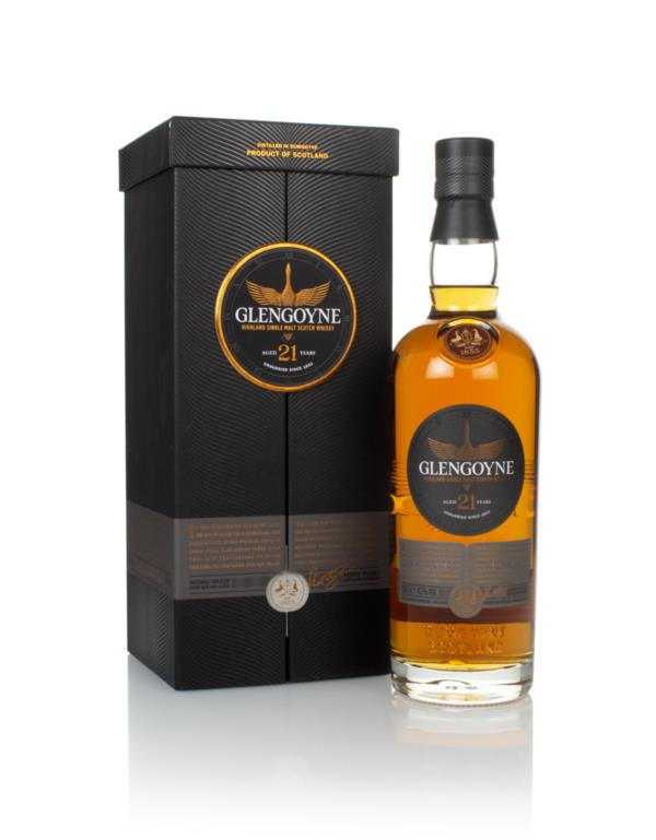 Glengoyne 21 Year Old 3cl Sample Single Malt Whisky
