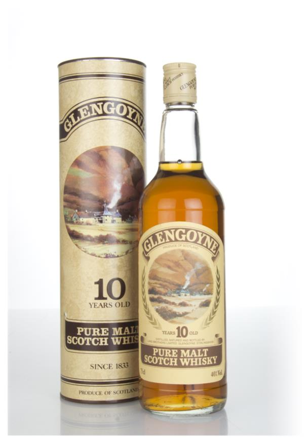 Glengoyne 10 Year Old - 1980s Single Malt Whisky