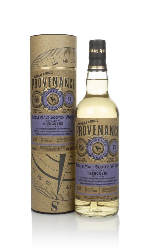 Glengoyne 11 Year Old 2008 (cask 13799) - Provenance (Douglas Laing) Single Malt Whisky