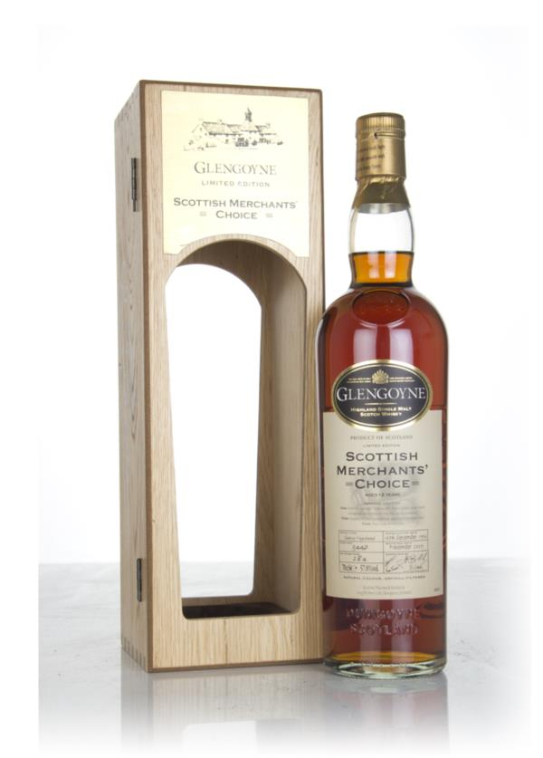 Glengoyne 12 Year Old 1996 (cask 3447) - Scottish Merchants Choice Single Malt Whisky