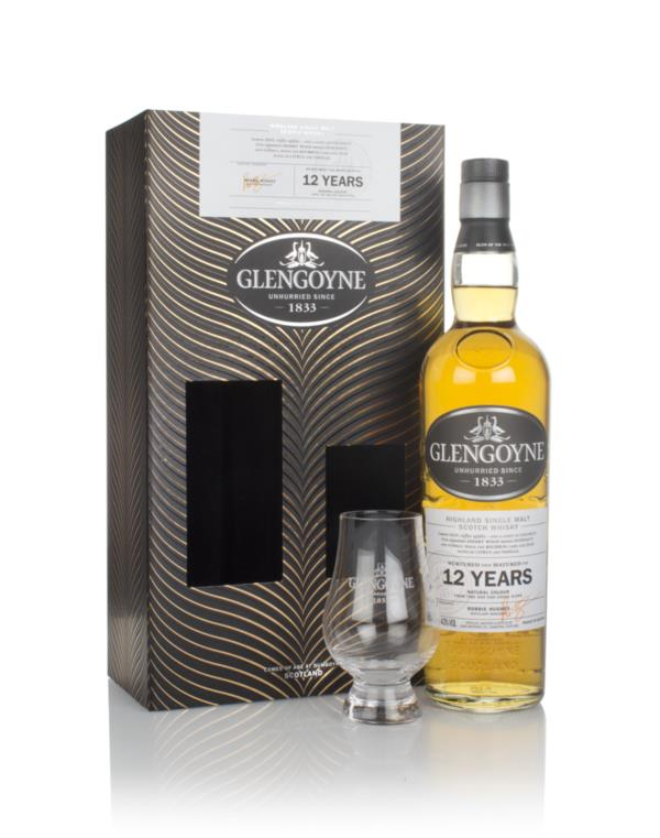 Glengoyne 12 Year Old Gift Pack with Glass Single Malt Whisky