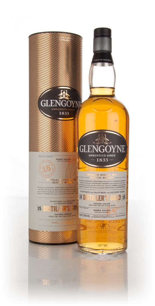 Glengoyne 15 Year Old Distillers Gold Single Malt Whisky
