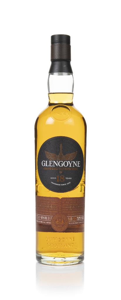 Glengoyne 18 Year Old Single Malt Whisky