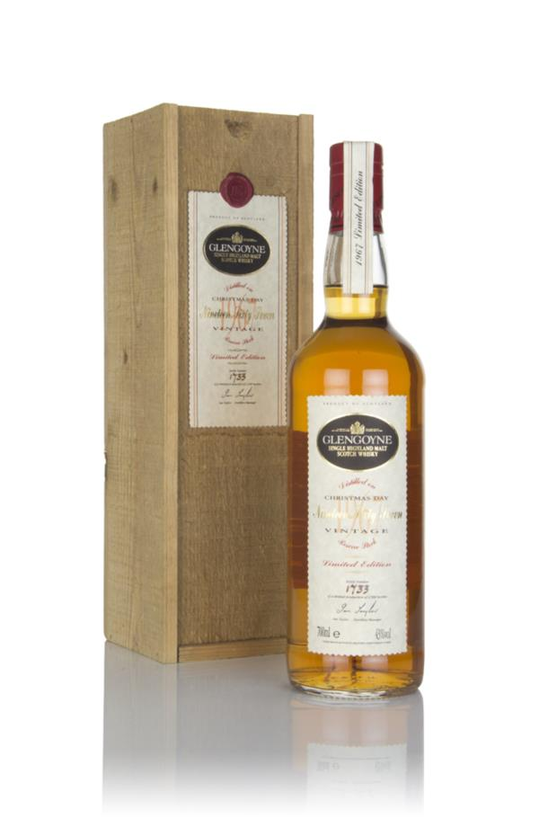 Glengoyne 1967 Christmas Day Single Malt Whisky