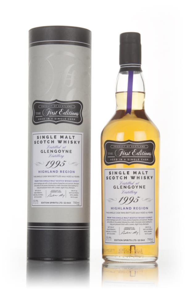 Glengoyne 21 Year Old 1995 (cask 13308) - The First Editions (Hunter L Single Malt Whisky
