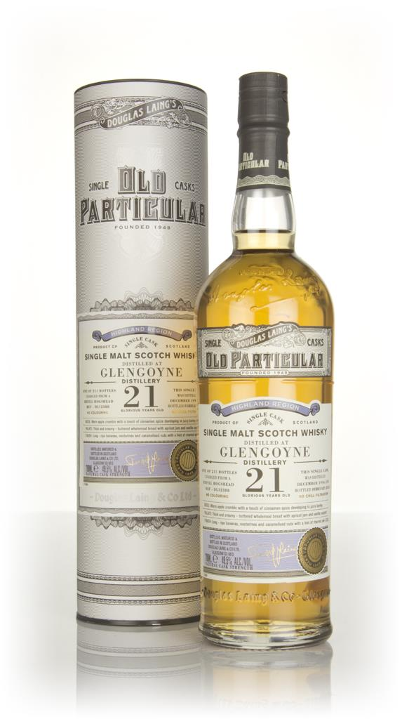 Glengoyne 21 Year Old 1996 (cask 12388) - Old Particular (Douglas Lain Single Malt Whisky