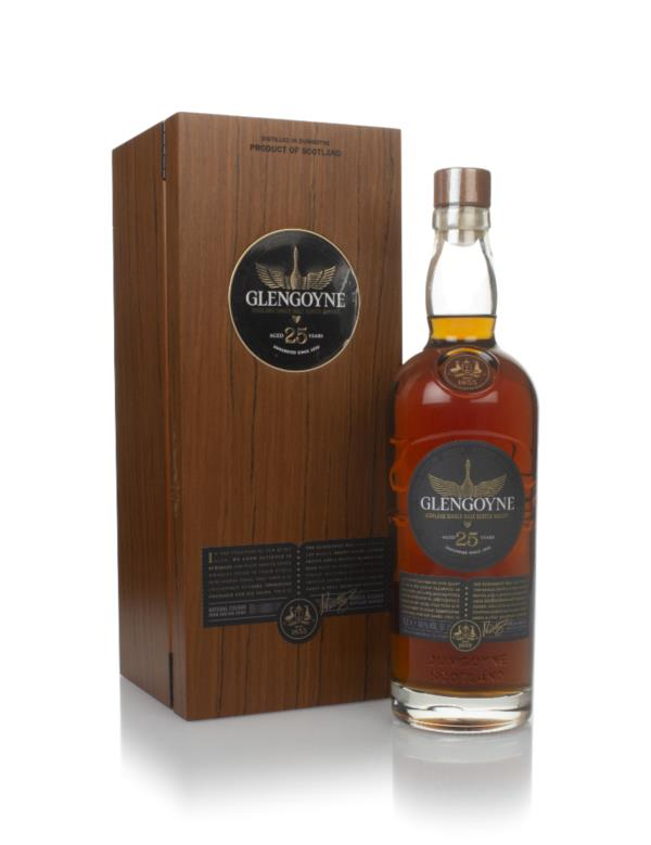 Glengoyne 25 Year Old 3cl Sample Single Malt Whisky