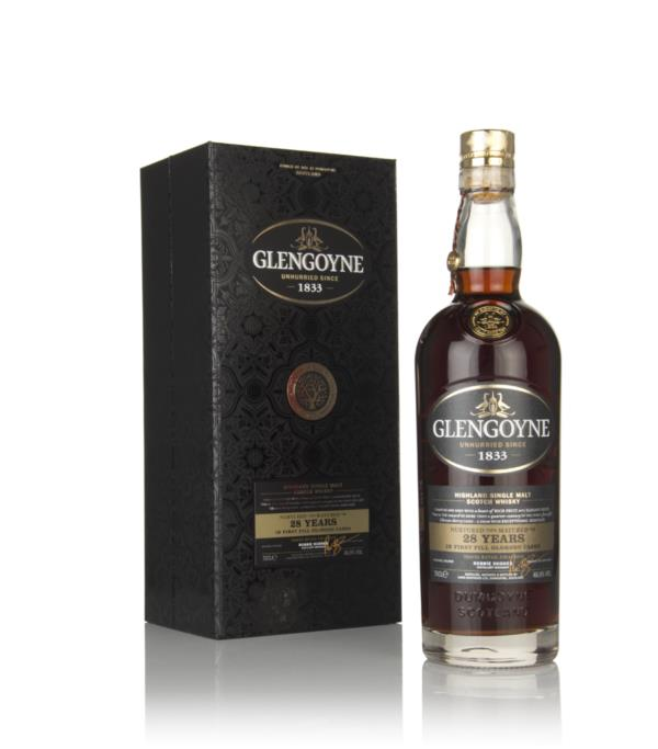 Glengoyne 28 Year Old 3cl Sample Single Malt Whisky