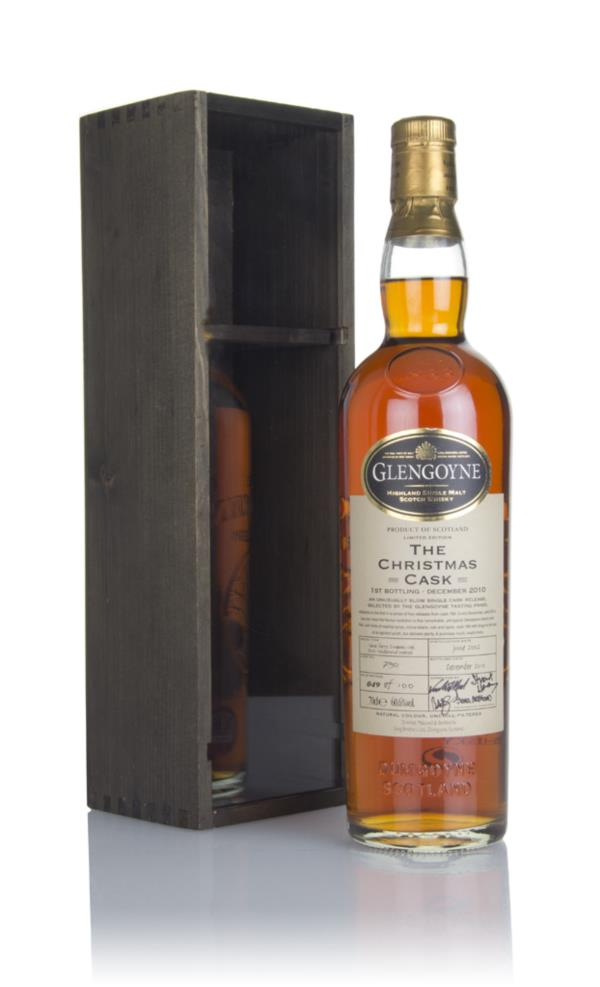 Glengoyne 7 Year Old 2002 (cask 790) - The Christmas Cask Single Malt Whisky