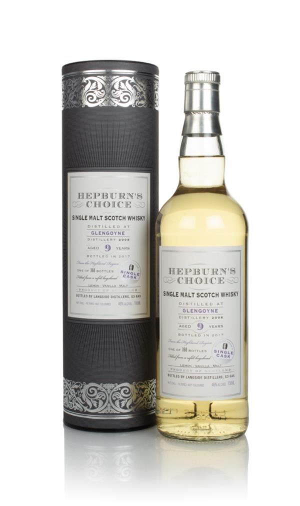 Glengoyne 9 Year Old 2008 - Hepburns Choice (Langside) Single Malt Whisky