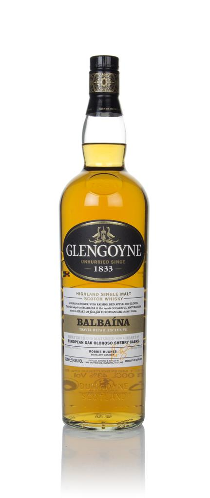Glengoyne Balbaina Single Malt Whisky