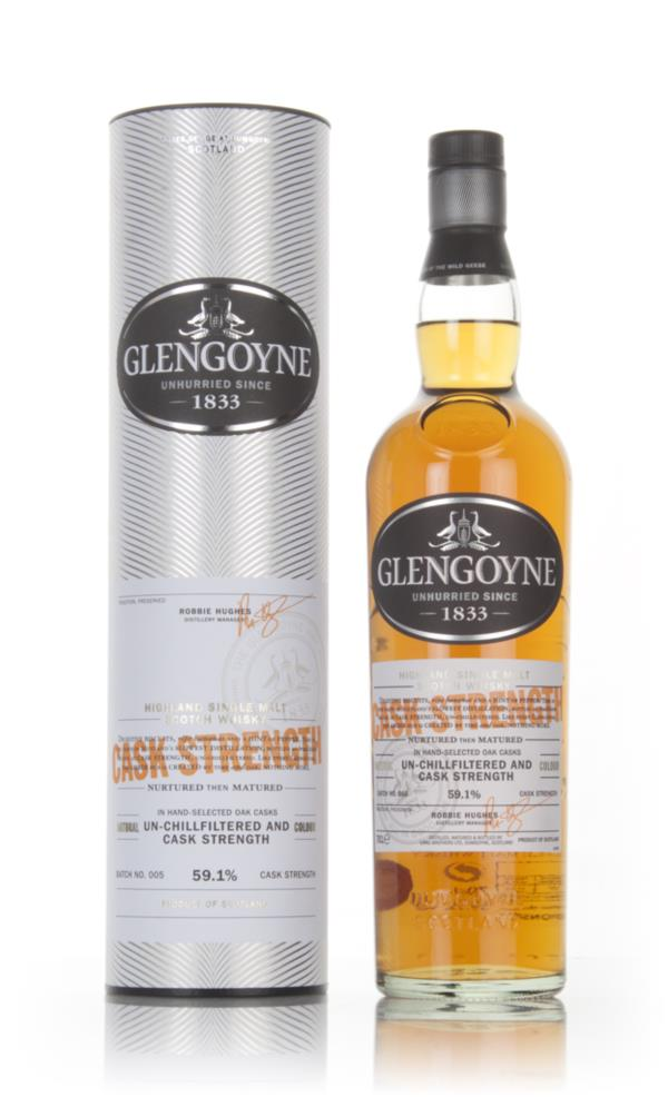 Glengoyne Cask Strength - Batch 5 Single Malt Whisky