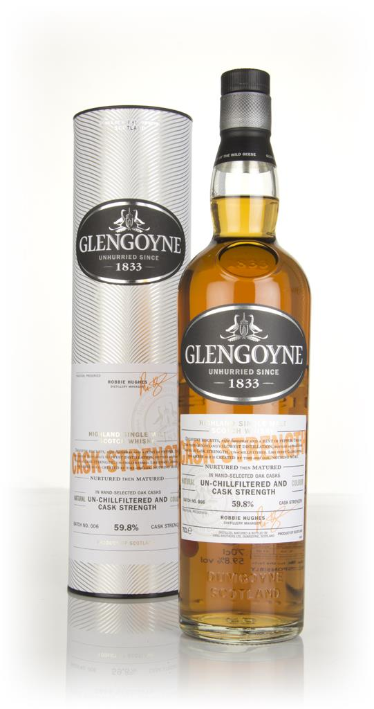 Glengoyne Cask Strength (Batch 6) Single Malt Whisky