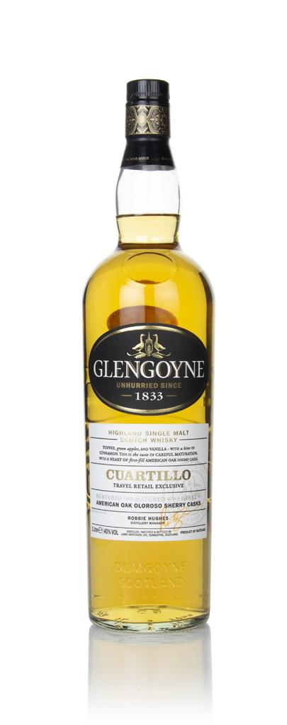 Glengoyne Cuartillo Single Malt Whisky
