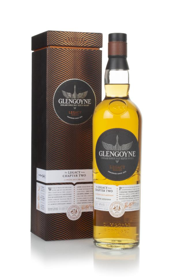 Glengoyne The Legacy Series Chapter Two Single Malt Whisky