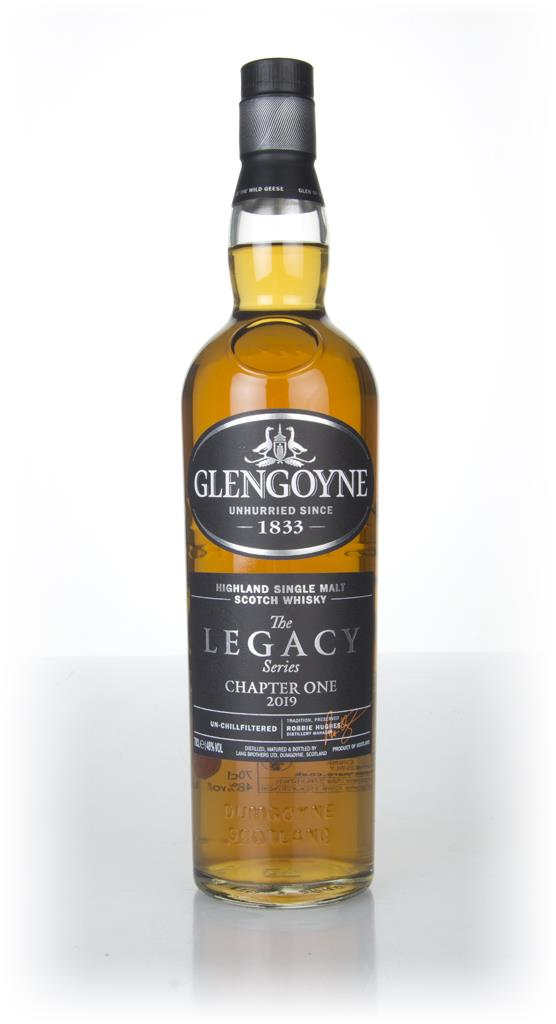 Glengoyne The Legacy Series Chapter One Single Malt Whisky