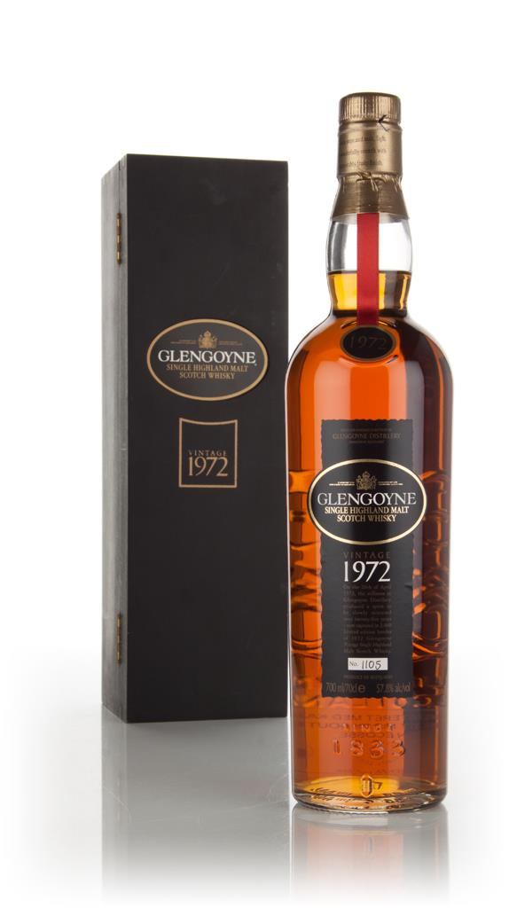 Glengoyne Vintage 1972 25 Year Old Single Malt Whisky
