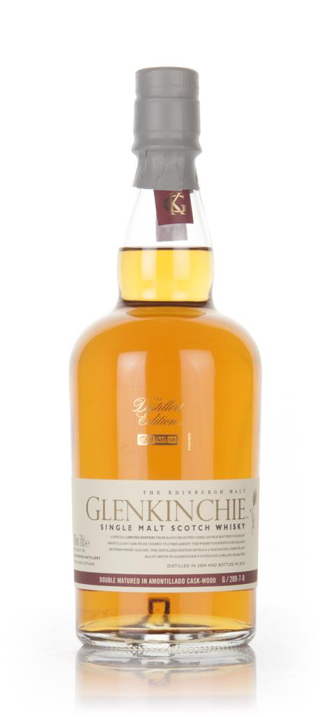Glenkinchie 2004 (bottled 2016) Amontillado Cask Finish - Distillers E Single Malt Whisky