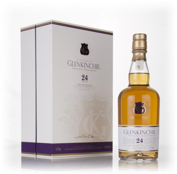 Glenkinchie 24 Year Old 1991 (Special Release 2016) 3cl Sample Single Malt Whisky