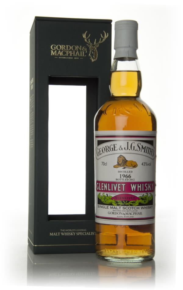 Smiths Glenlivet 1966 (Gordon & Macphail) Single Malt Whisky