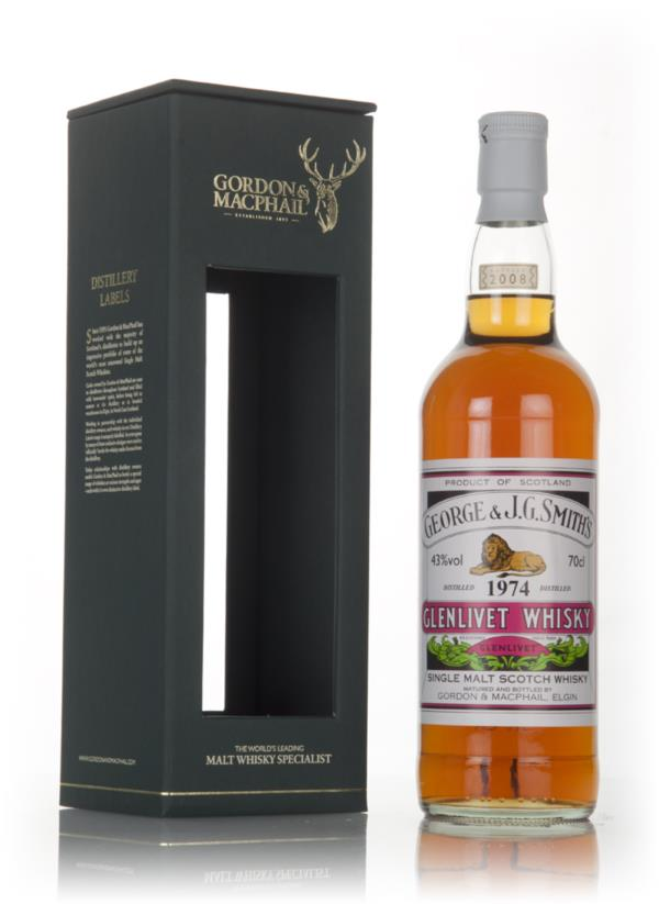 Smiths Glenlivet 1974 (Gordon & MacPhail) Single Malt Whisky