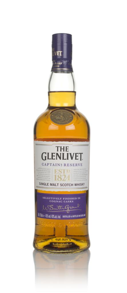 The Glenlivet Captains Reserve Single Malt Whisky