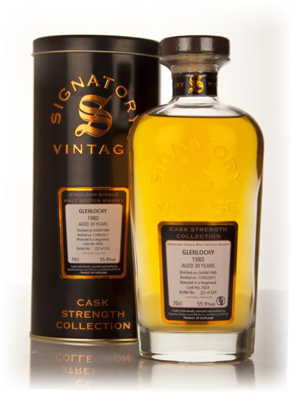 Glenlochy 30 Year Old 1980 Cask 2824 - Cask Strength Collection (Signa Single Malt Whisky