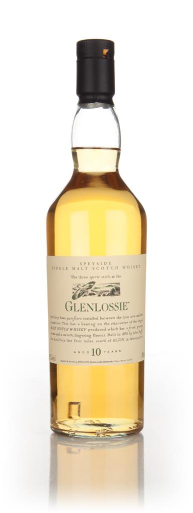 Glenlossie 10 Year Old - Flora and Fauna Single Malt Whisky