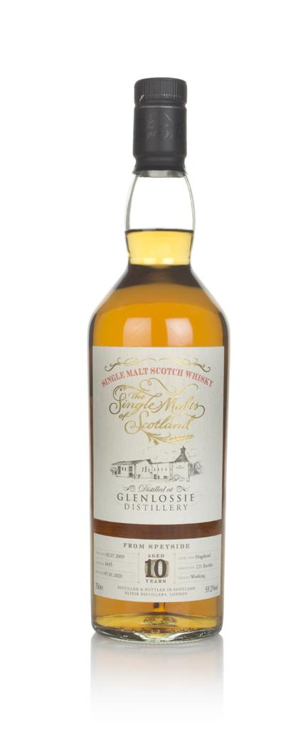 Glenlossie 10 Year Old 2009 (cask 6435 ) - The Single Malts of Scotlan Single Malt Whisky