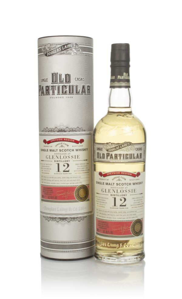 Glenlossie 12 Year Old 2007 (cask 13779) - Old Particular (Douglas Lai Single Malt Whisky