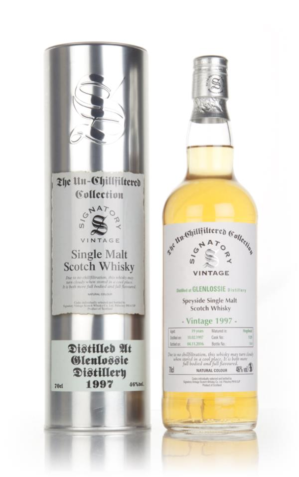 Glenlossie 19 Year Old 1997 (casks 1129) - Un-Chillfiltered Collection Single Malt Whisky