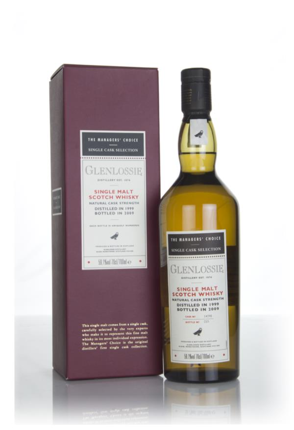 Glenlossie 1999 - The Managers' Choice Single Malt Whisky