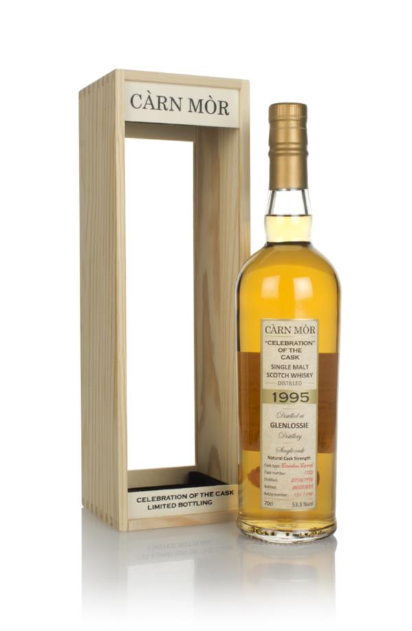Glenlossie 22 Year Old 1995 (cask 1325) - Celebration of the Cask (Car Single Malt Whisky