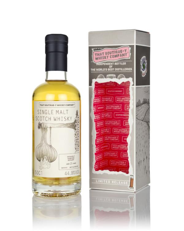 Glenlossie 25 Year Old (That Boutique-y Whisky Company) Single Malt Whisky