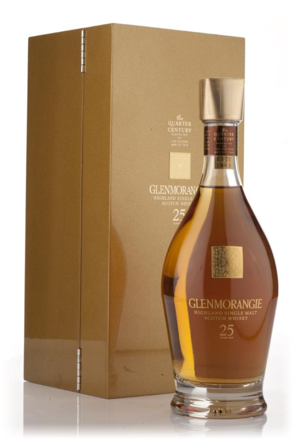 Glenmorangie 25 Year Old Quarter Century Single Malt Whisky