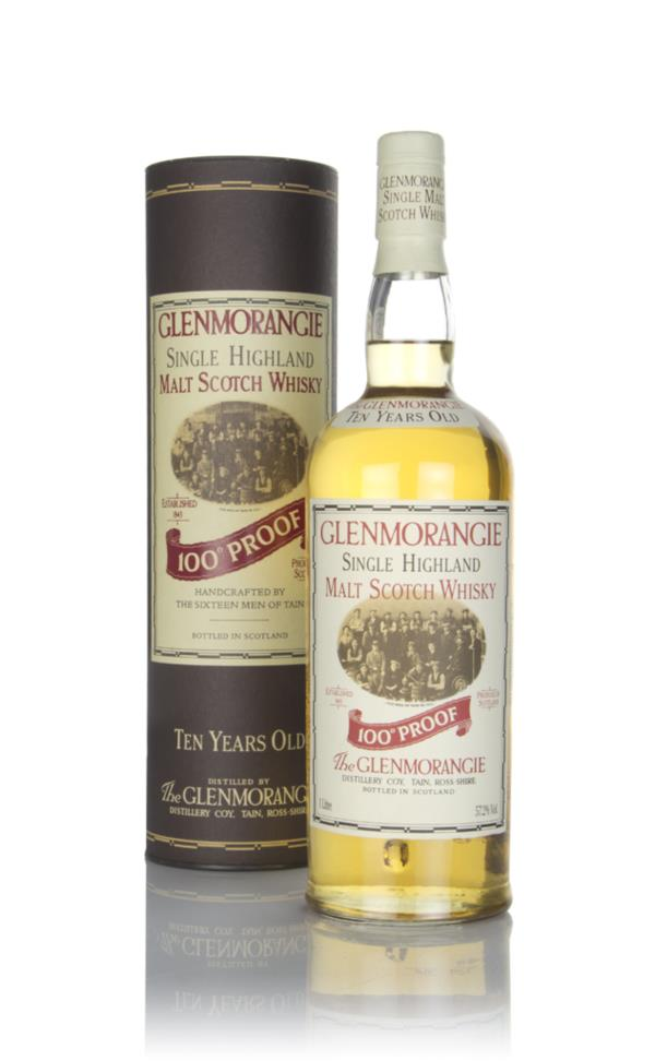 Glenmorangie 10 Year Old 100 Proof (1L) (Old Bottling) Single Malt Whisky