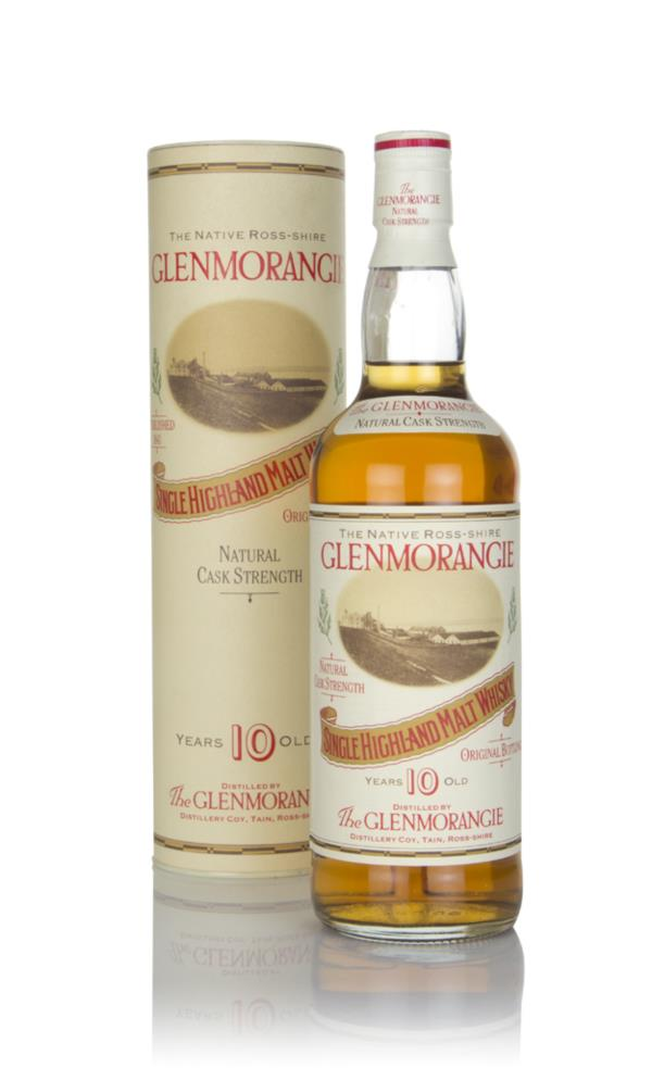 Glenmorangie 10 Year Old 1980 Natural Cask Strength Single Malt Whisky
