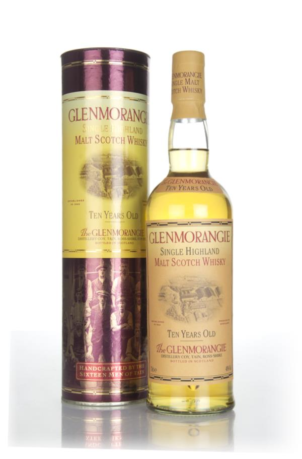 Glenmorangie 10 Year Old (Old Bottling) (with Presentation Tin) Single Malt Whisky