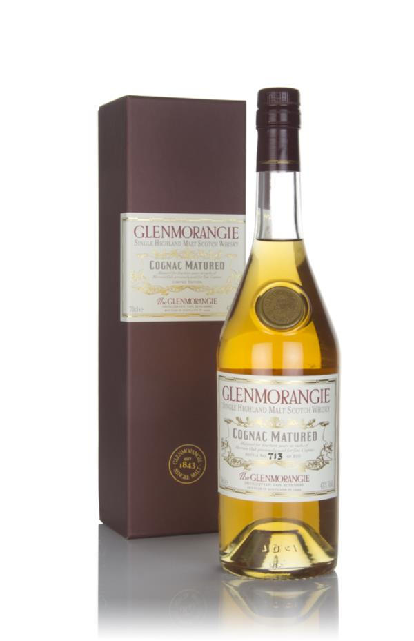 Glenmorangie 14 Year Old Cognac Cask Matured Single Malt Whisky