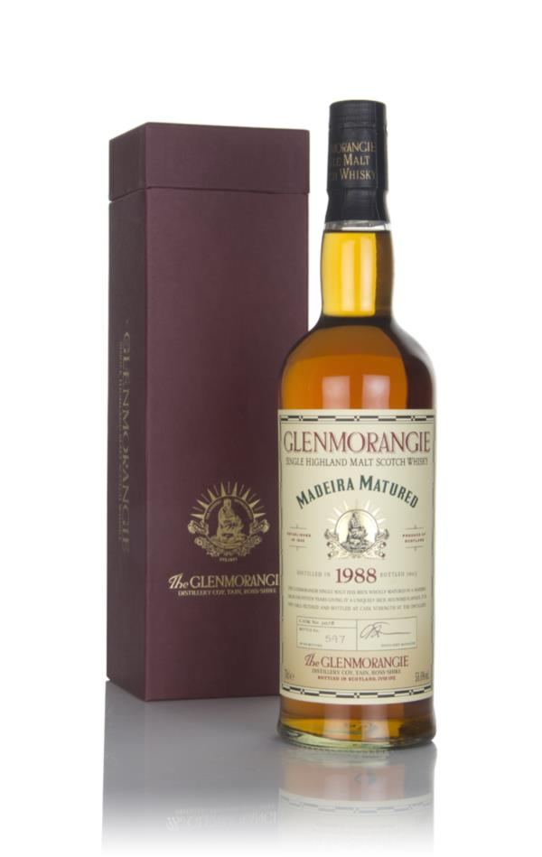 Glenmorangie 15 Year Old 1988 Madeira Cask Matured Single Malt Whisky