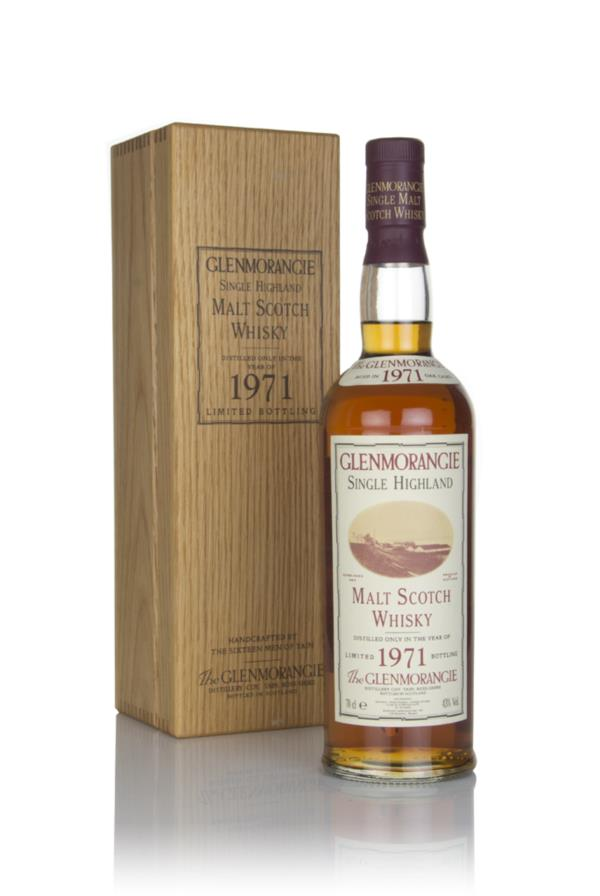 Glenmorangie 1971 Single Malt Whisky