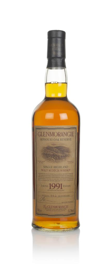 Glenmorangie 1991 Missouri Oak Reserve Single Malt Whisky